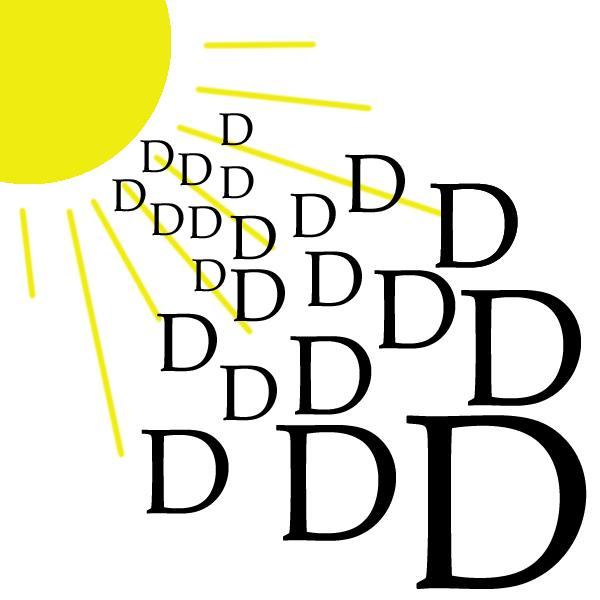 Vitamin D through the sun